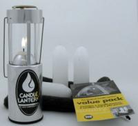 UCO Aluminum Lantern Value Pack