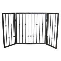 Emperor Rings Free Standing Pet Gate