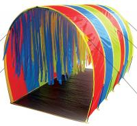 Pacific Play Tents Institutional 9.5Ft Giant Tunnel - Tickle Me