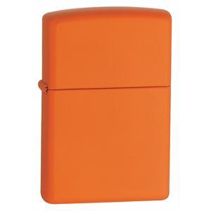 Zippo Matte, Orange