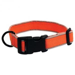Paww Secret Agent Dog Collar - Medium, Orange