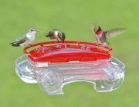 Aspects Jewel Box Window Hummingbird Bird Feeder