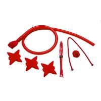 Truglo Bow Accessory Kit - Red