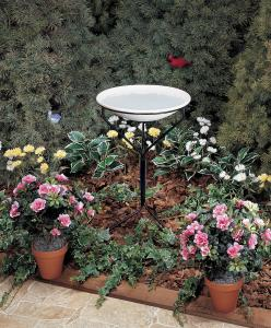 Non-Heated Bird Baths by Allied Precision