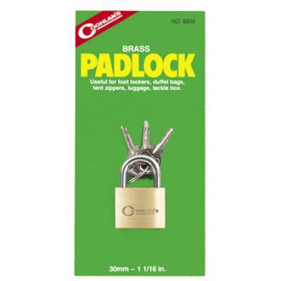Coghlan's Brass Padlock, 30MM