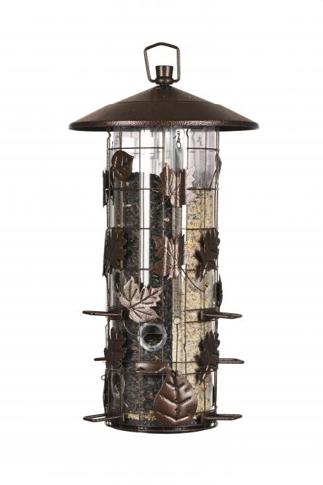 Perky Pet Squirrel-Be-Gone III Bird Feeder