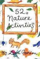 Chronicle Books 52 Nature Activities