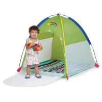 """Pacific Play Tents Baby Suite Deluxe Lil Nursery Tent, 36"""" X 36"""" X 36"""" - Green"""