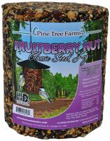 Pine Tree Farms Fruit Berry Nut Seed Log 68 oz.