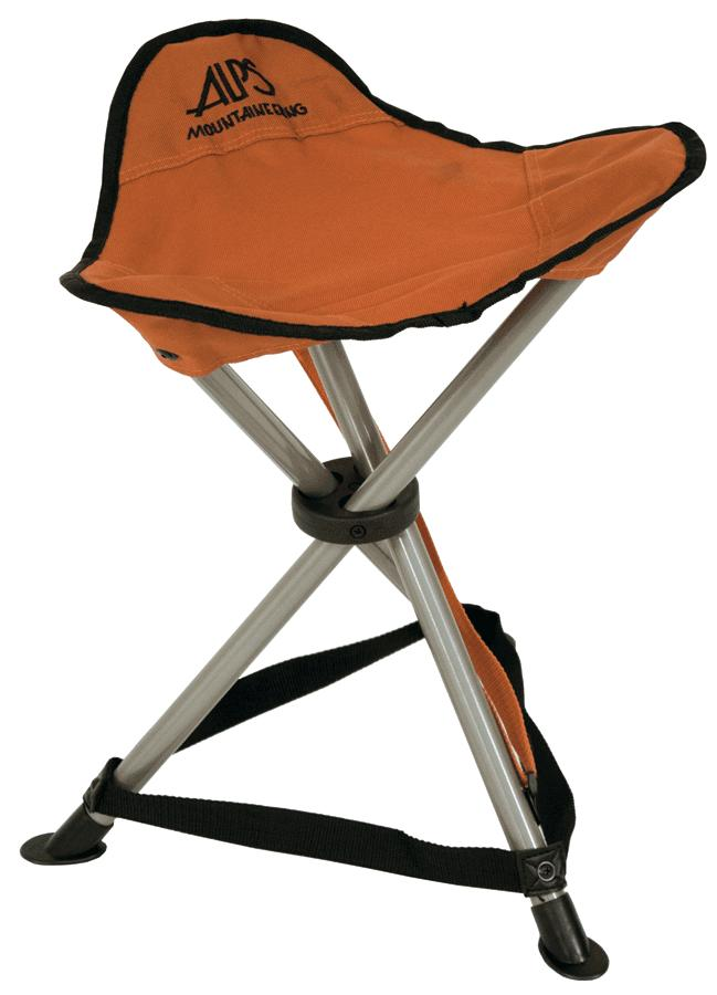 Alps Mountaineering Tri Leg Stool Rust