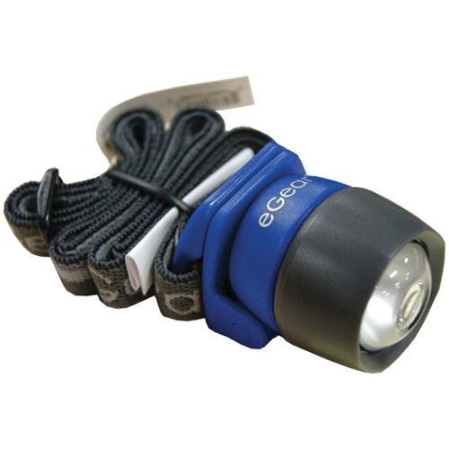 eGear EQ2 Ultralight Headlamp, Blue