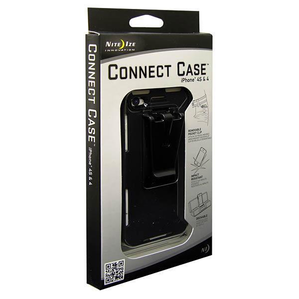 Nite-ize Connect Case, Black Solid