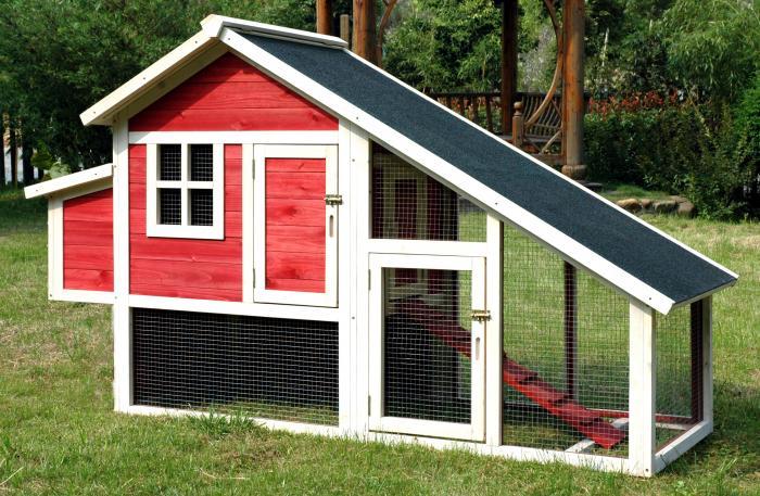 Merry Products Habitat Chicken Coop