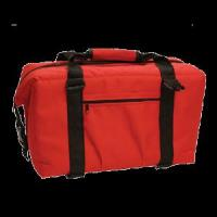 Norcross 24 Pack norChill Hot or Cold Cooler Bag - Red