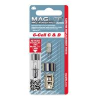 MagLite 6 Cell Xenon Replacement Bulbs