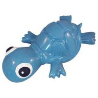 Cycle Dog 3-Play Dog Toy - Blue Turtle