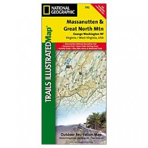 National Geographic Boundary Waters West  #753