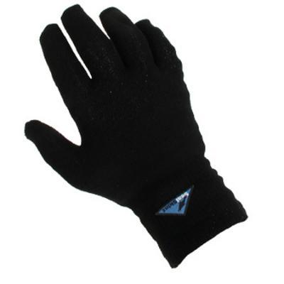 Sealskinz Fleece Lined Gloves Blk Lg