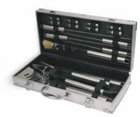 Picnic & Beyond BBQ Tool Set with Case