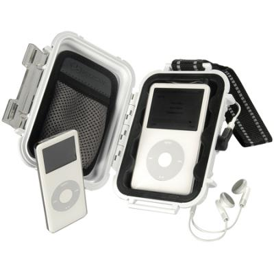 Pelican I1010 Ipod Case White