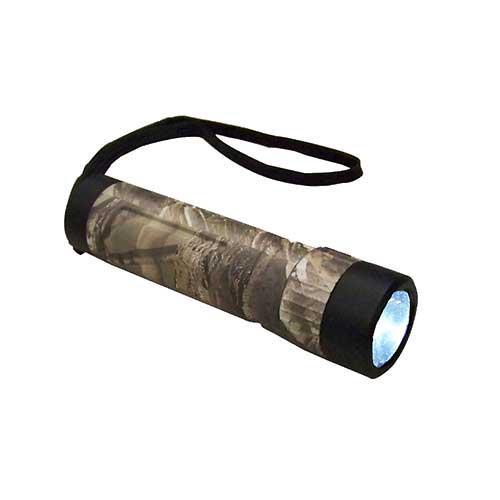 Multi-Color LED Flashlight Realtree AP Camo