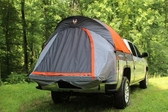 Rightline Gear 110770 Compact Size Bed Truck Tent (6')