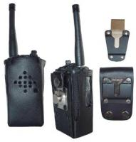HL25 Hard Leather Carry Case for Motorola Ex500 Radio