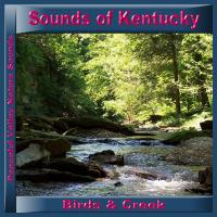 Peaceful Valley Productions Sounds of Kentucky Birds & Creek CD