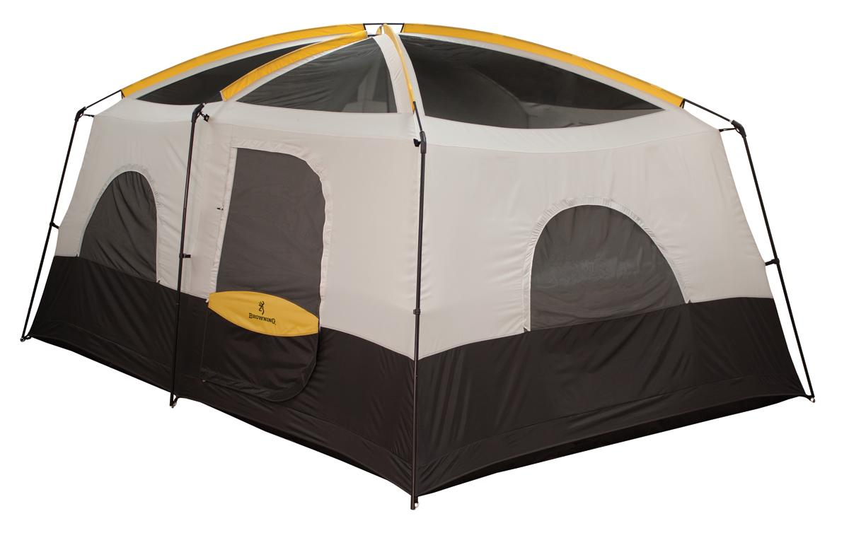 Family Camping Tents : Browning brown big horn family camping tent