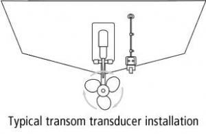 garmin transducer installation instructions