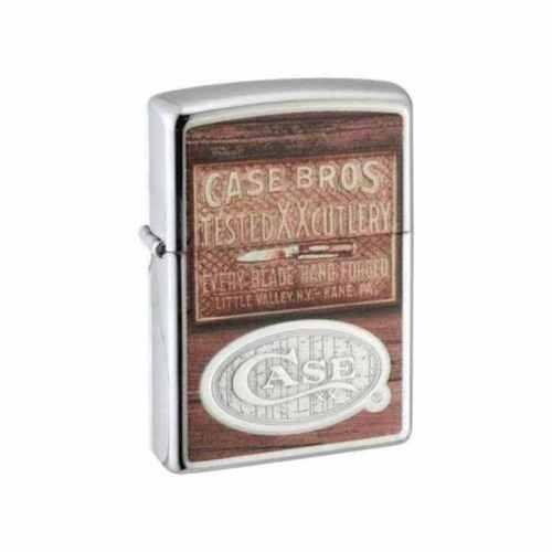 Case Cutlery Case Bros Tested XX Cutlery Zippo