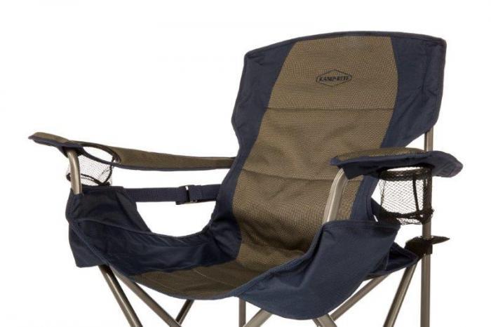Fantastic Kamp Rite Folding Chair With Padded Lumbar Dailytribune Chair Design For Home Dailytribuneorg
