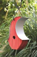 Heartwood Mod Pod - Red Bird House