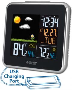 Weather Monitors by La Crosse Technology