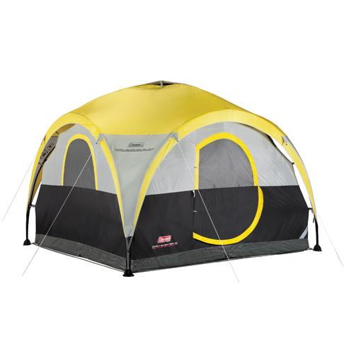 Shelter/Tent 2 For 1 All Day, 4 Person