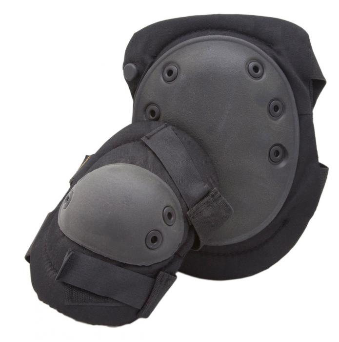 Knee and Elbow Pads Black