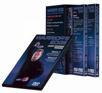 Cold Steel Knives Warrior's Edge DVD Set