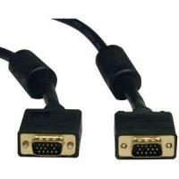 Tripp Lite P502-010 SVGA/XVGA Monitor Gold Cable with RGB Coax