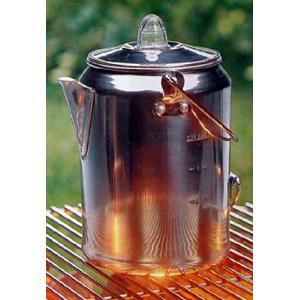 Coleman Coffee Pot, Aluminum, 9 Cup, Rust Resistant