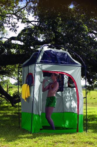 Texsport Deluxe Privacy Shelter Shower Combo