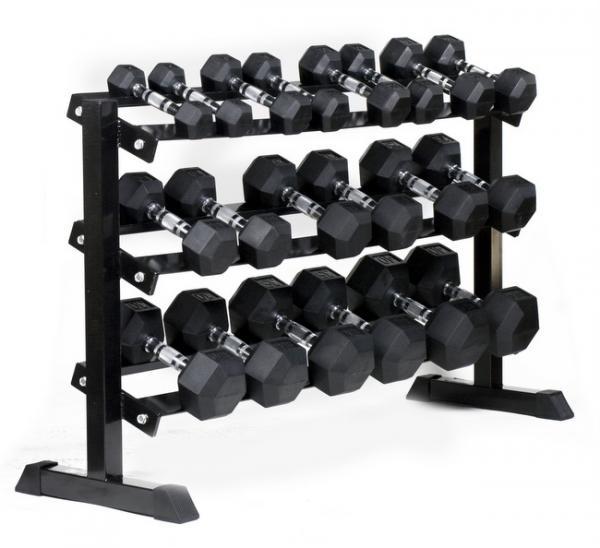 J/Fit Horizontal Dumbbell Rack