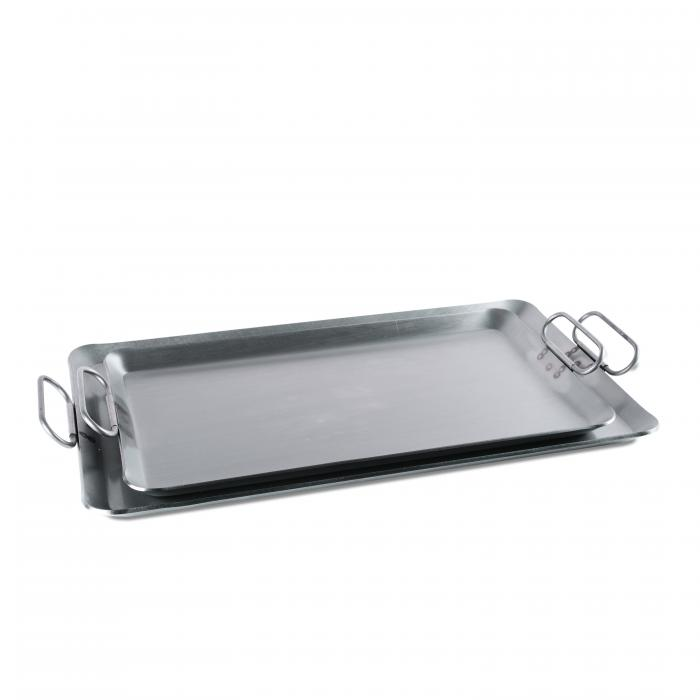 Stansport Commercial Grade 10 In X 16 In Steel Griddle
