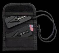 ESEE Arrowhead Wallet w/ Arrowheads