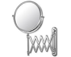 Kimball & Young Extension Arm Wall Mirror, Chrome