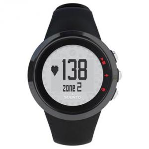 Suunto M2 Men's Watch, Black w/ Soft Textile Heart Rate Belt