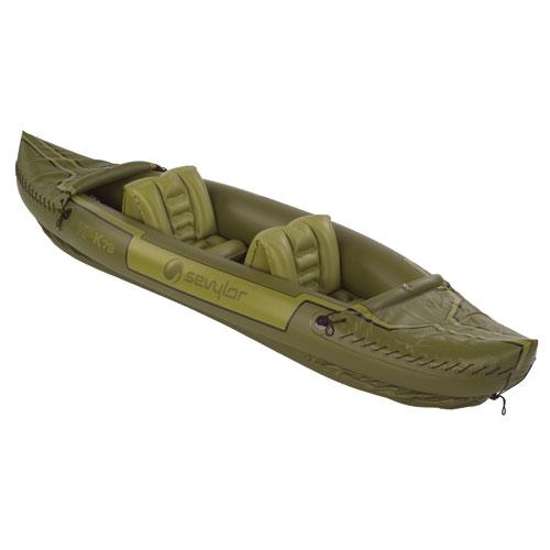 Two person inflatable kayak- 2 Person - Tahiti / Fish/Hunt