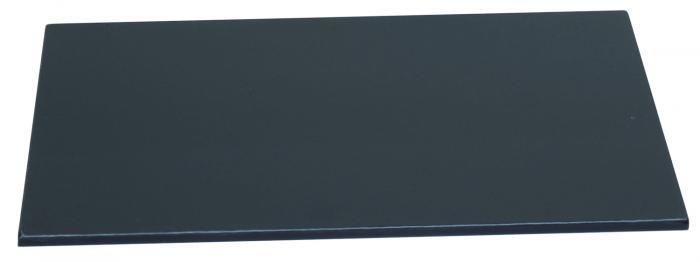 BroilKing Half Size Pizza Plate, Aluminized Steel/Nonstick Surface