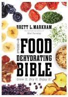 ProForce Food Dehydrating Bible