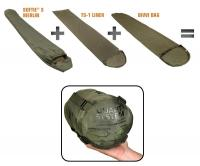 SnugPak Snugpak - Quart System Olive