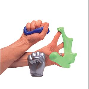 Hand Grips by Power Putty